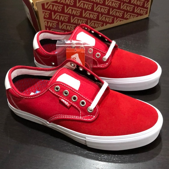 Vans Chima Ferguson Pro Racing Red NWT